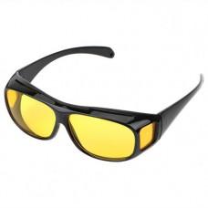 Защитные очки HD Night Vision (Одинарный)