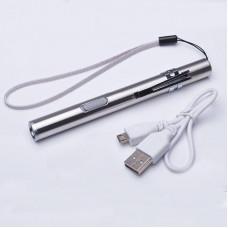 Фонарь светодиодный с USB