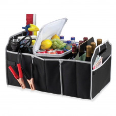 2 In 1 Car Boot Organiser Storage