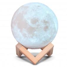 Ночник-светильник с увлажнитель Humidifier Moon Lamp  13 см