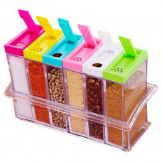 Кухонные банки для хранения специй Seasoning Set