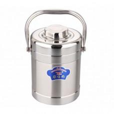 Термоконтейнер металлический Keep Warm Food 1.4 л