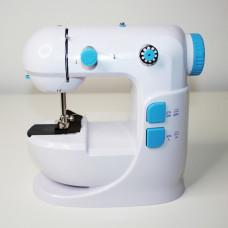 Швейная машинка белая Mini Sewing Machine