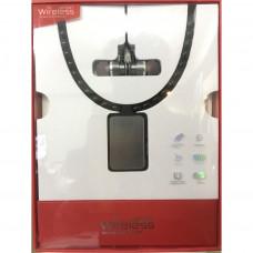 Наушники + подвеска с MicroSD AML-BT200