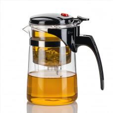 Чайник заварочный с кнопкой Mate Tea Cup (750 мл)