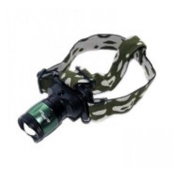 Налобный фонарик Bailong MONT-6802