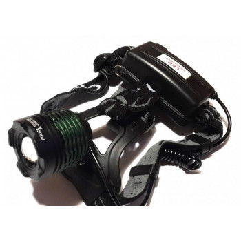 Налобный тактический фонарь Police BL-2188B-T6