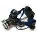 Налобный фонарь аккумуляторный FA-XQ24T6
