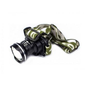 Налобный фонарь аккумуляторный FA-XQ88
