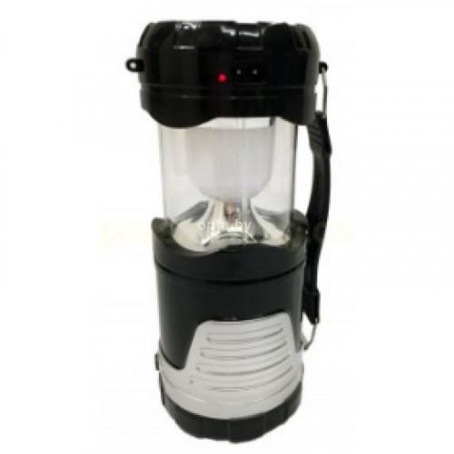 Кемпинговый фонарь+лампа от солнечной батареи Y-768