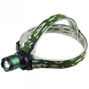 Налобный фонарик LED MONT-6808 (BL-6808)