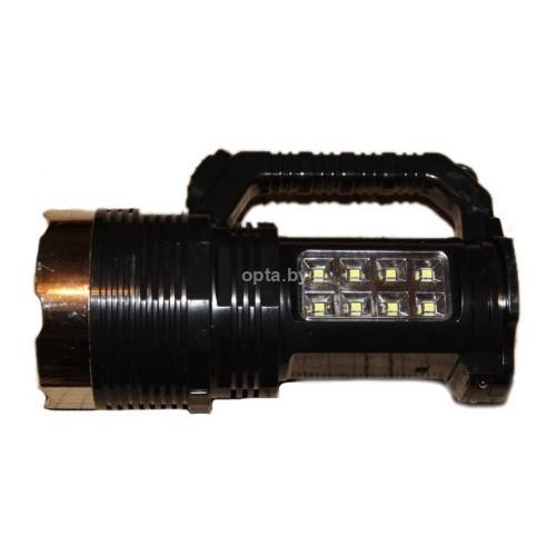 Супер яркий фонарик на солнечной батареи FY-6870