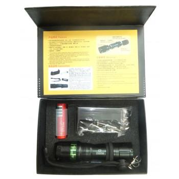 Фонарь аккумуляторный С2 - fa-124