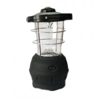 Кемпинговый динамо-фонарь с компасом LED LIGHT