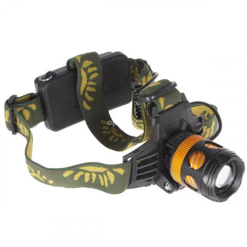 Налобный фонарь аккумуляторный HL-K13