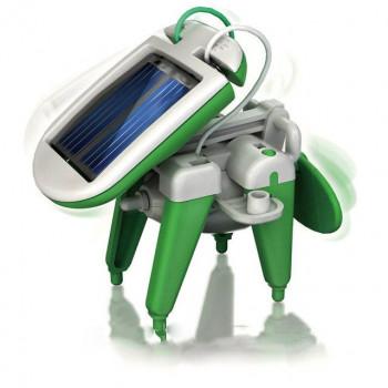 Конструктор робот на солнечной батарее «Robot kits» (6 в 1)