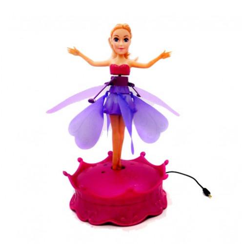 """Музыкальная кукла """"Летающая фея"""" Flying Fairy 8077"""