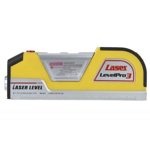 Уровень лазерный с рулеткой