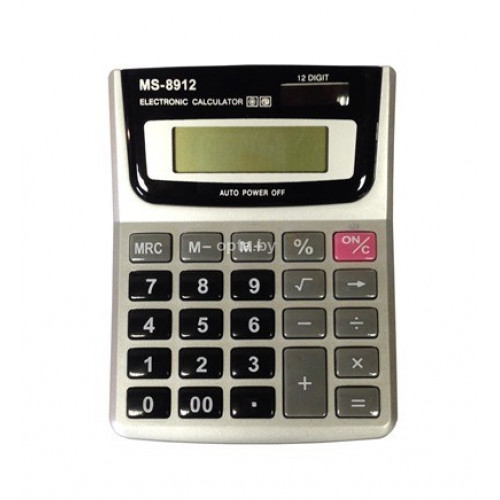 Калькулятор MS-8912