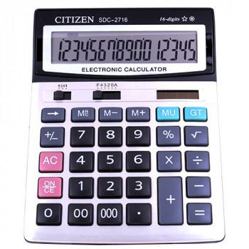 Калькулятор SDC-2716