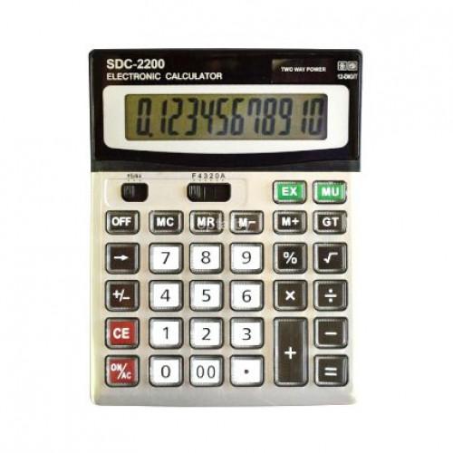 Калькулятор SDC-2200