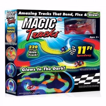 Набор Magic Tracks  (220 деталей)