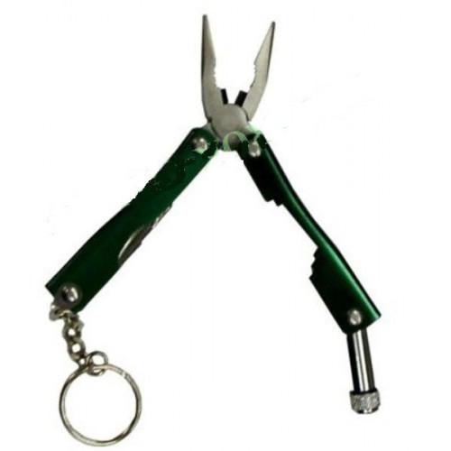 Многофункциональный нож Зелёный