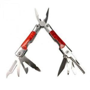 Многофункциональный нож Красный