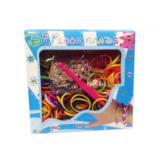 Набор для плетения браслетов Diy Loom Bands
