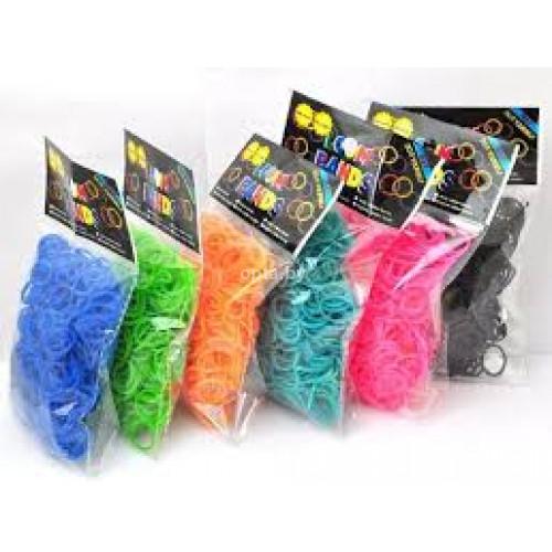 Набор для плетения браслетов (в пакетиках)