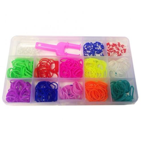 Набор для плетения браслетов DIY E-02