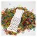 Набор для плетения браслетов Diy Rainbow Bands