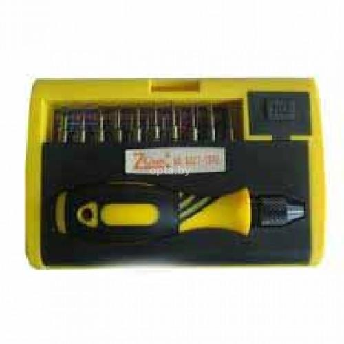 Отвертка с накидными ключами №8829-18PC