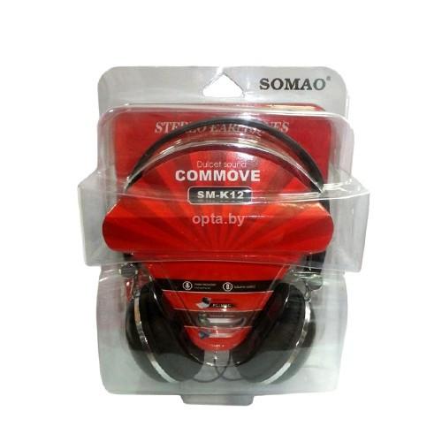 Наушники SOMAO SM-K12