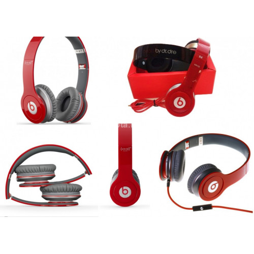 Наушники BeatsAudio Solo HD MD671