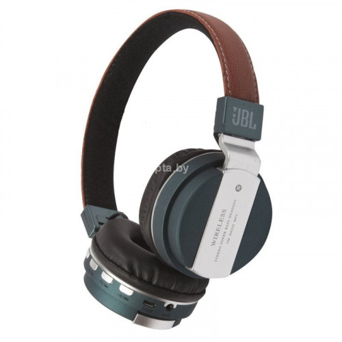 Bluetooth Наушники JB55 FM радио/MP3