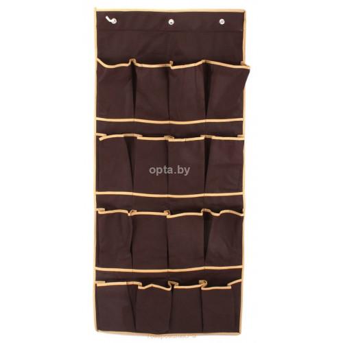 Органайзер для двери с 16 карманами Honey can do 16