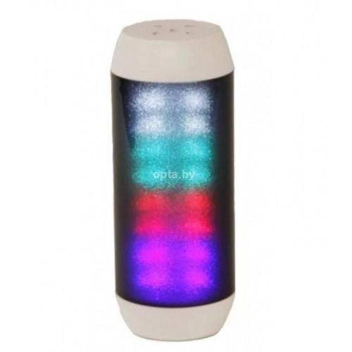 Портативная мини колонка c подсветкой JHW-V518