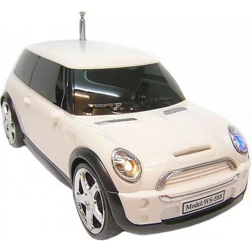 Портативная акустика mini Cooper Car WS-588