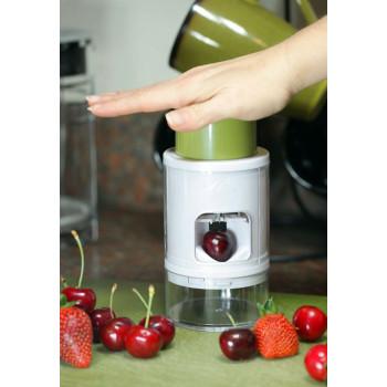 Прибор для удаления косточек Cherry pitter & strawberry slicer