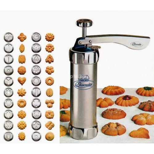 Шприц металлический для печенья