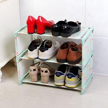Стойка для обуви Meiyihan - 3 полки