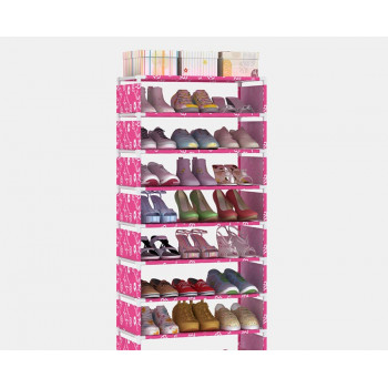 Стойка для обуви Meiyihan - 8 полок