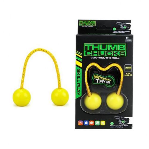 Игрушка yo-yo Thumb Chucks