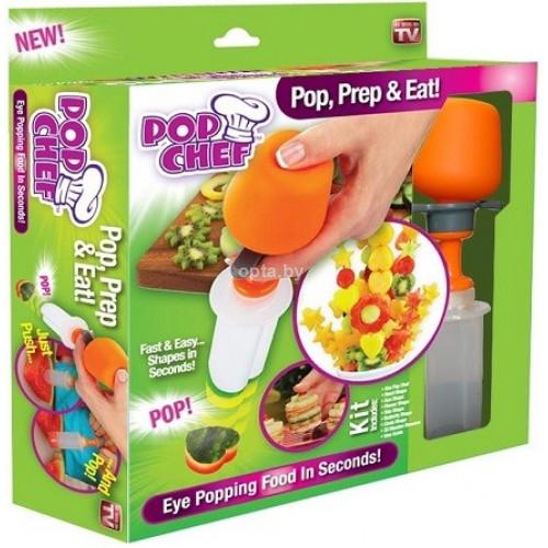 Набор для декорирования блюд Pop chef