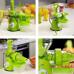 Ручная шнековая соковыжималка Juice Wizard