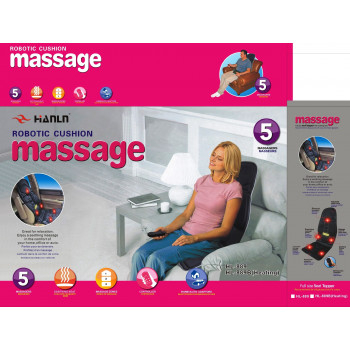 Массажная накидка на сиденье Massage seat topper