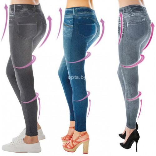Slim'n Lift Jeans (утягивающие лосины)