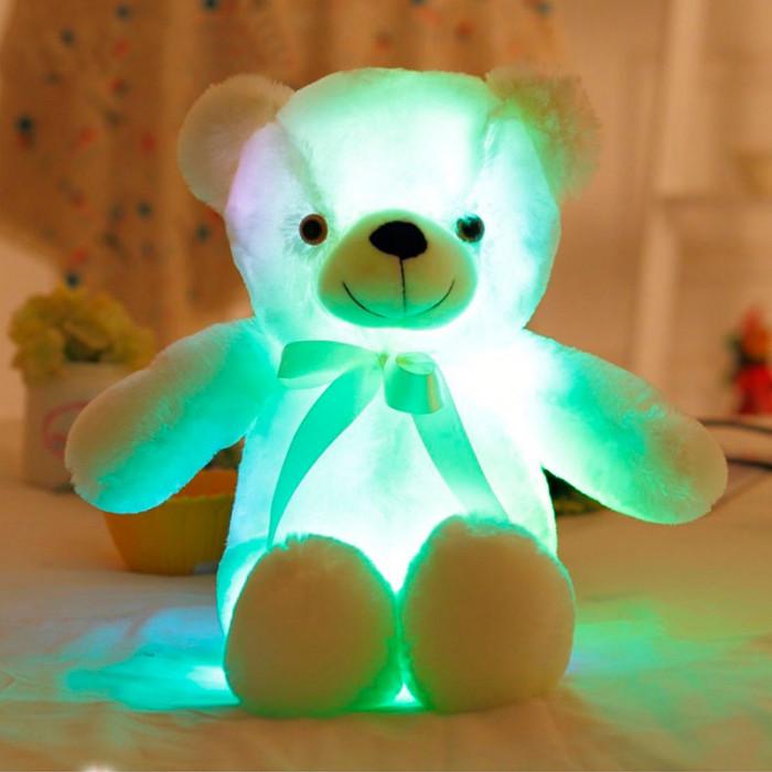 Светящийся плюшевый мишка в Ноябрьске