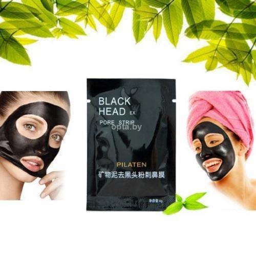 Чёрная маска для лица Black Mask DO BEAUTY (20 г)
